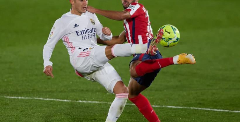 Атлетико Реал Мадрид онлайн трансляция