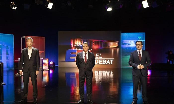 Лапорта хайпует на Месси, Фонт носится с Хави, Фрейша мочит Переса. Барселона готова к выборам