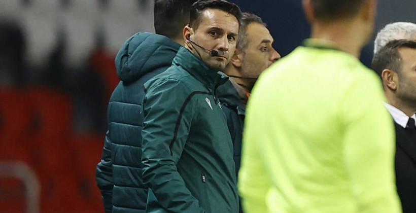Резервный арбитр матча ПСЖ — Истанбул отстранен от судейской деятельности до конца сезона за ненадлежащее поведение