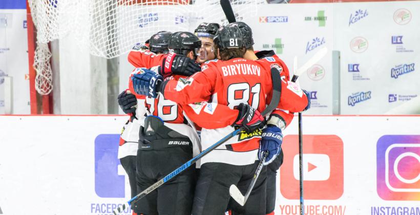 Донбас достроково виграв регулярний чемпіонат сезону 2020-21