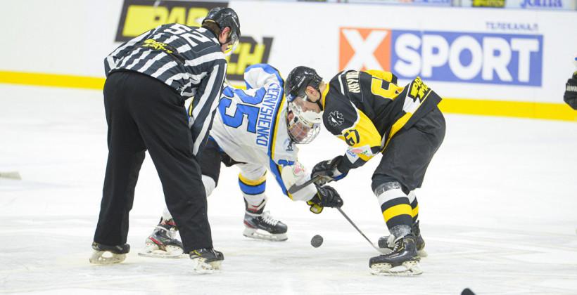 Краматорськ обіграв Дніпро в першому матчі 1/4 фіналу плей-офф УХЛ