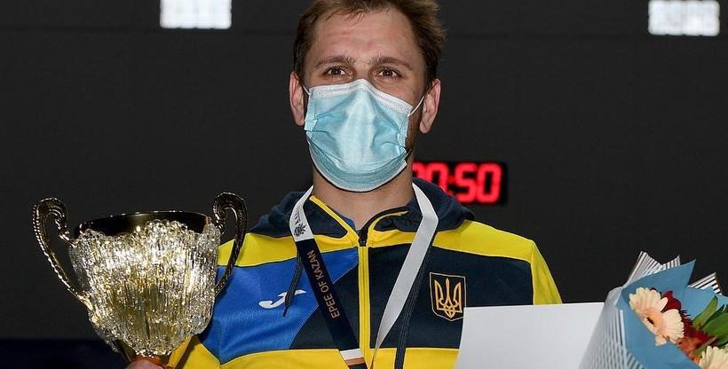 Український шпажист Рейзлін виграв золото на Кубку світу з фехтування