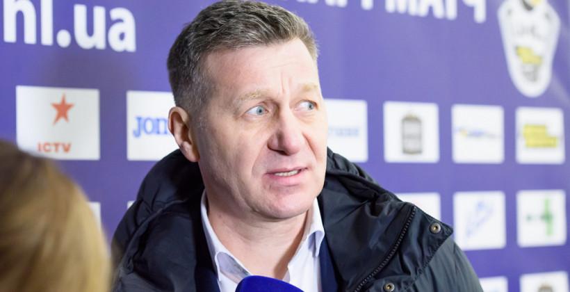 """Тренер Донбасу Чибирєв: """"Хлопці просто старалися і билися за перемогу"""""""