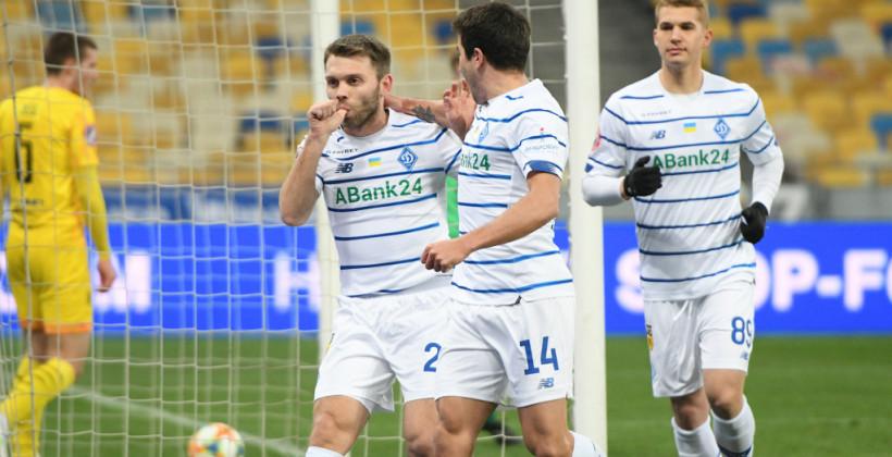 Динамо – Днепр-1 где смотреть онлайн трансляцию матча