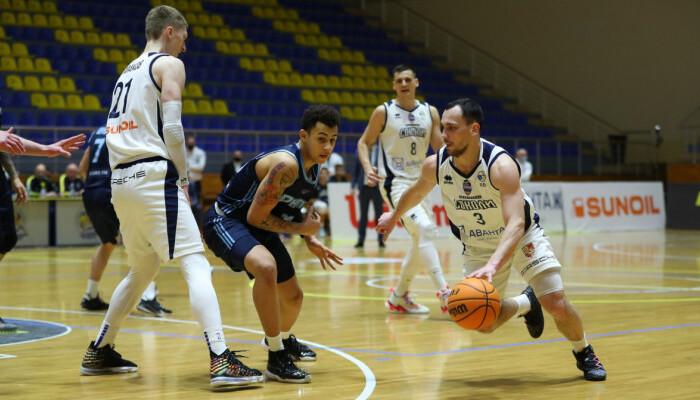 Дніпро обіграв Харківських Соколів після вильоту з Кубка Європи ФІБА