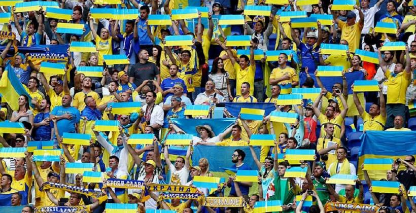 Футболистам сборной Украины покажут видеоролик со словами поддержки от болельщиков перед матчем с Финляндией