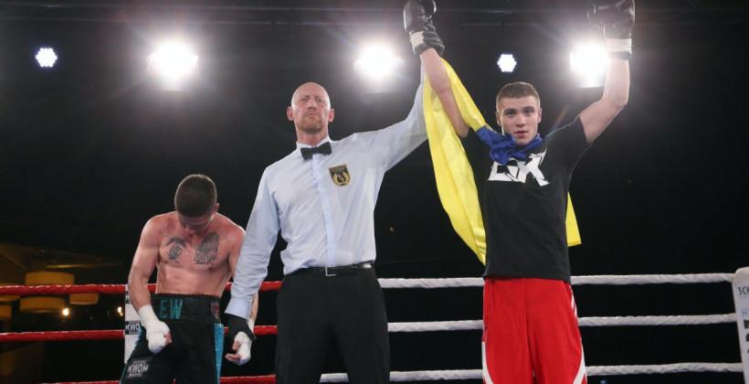 Украинец Мельник проведет бой за титул WBC Silver 16 апреля