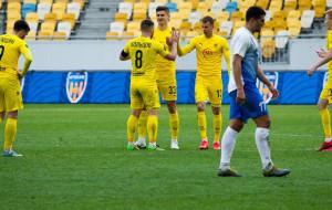 Дерек, Ксенз, Одарюк, император Сергийчук: вся сборная 18-го тура Первой лиги