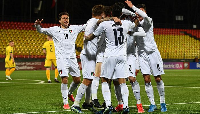 Италия — Чехия где смотреть трансляцию товарищеского матча