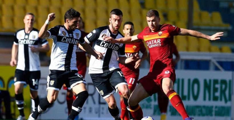 Рома несподівано поступилася Пармі в матчі Серії А