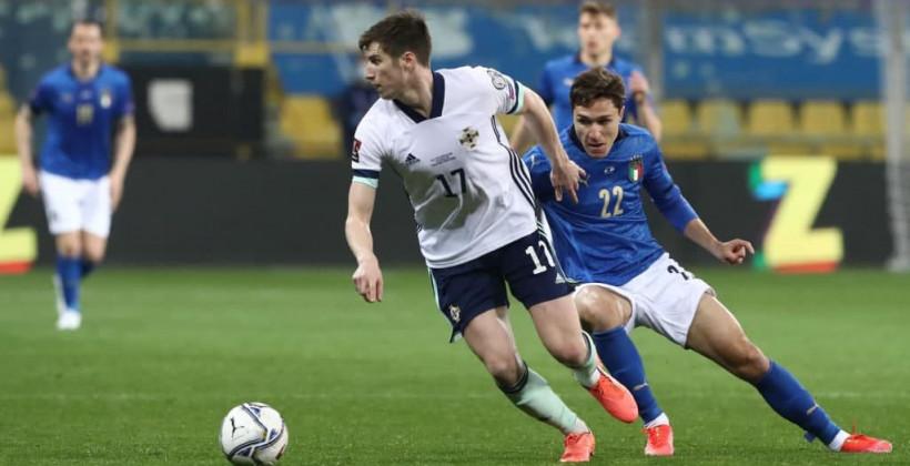 Италия обыграла Северную Ирландию в квалификации на чемпионат мира
