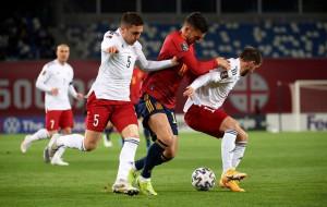 Грузия — Испания. Видео обзор матча за 28 марта