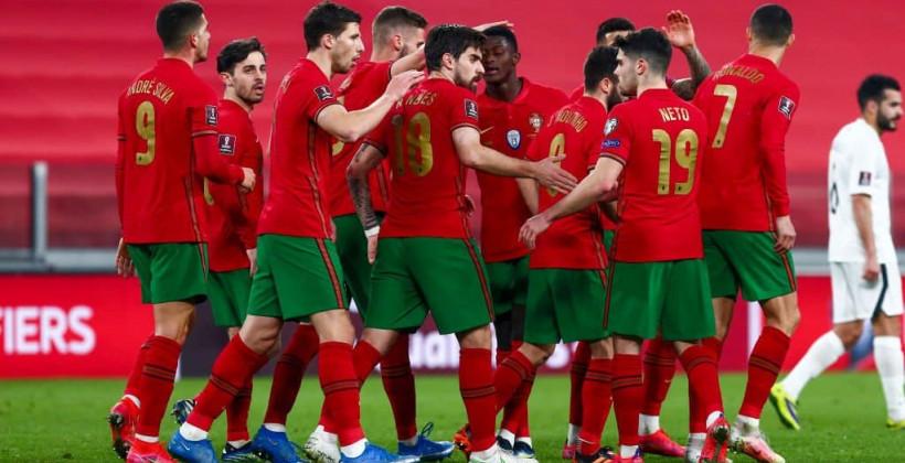 Сербия Португалия онлайн трансляция