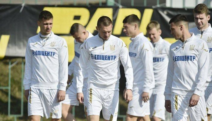 Лунин, Ризнык, Тымчик, Шепелев и Довбик готовятся к матчу с Казахстаном
