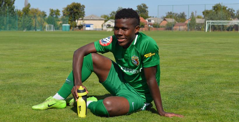 Нападающий Ингульца Мкомола вызван в сборную Танзании на матчи квалификации КАН