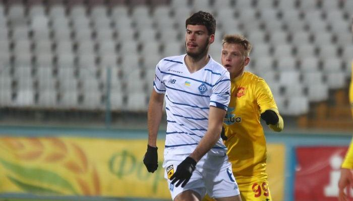 Луческу заявил, что Бэлуцэ покинет Динамо