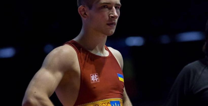 Українець Никифорук – бронзовий призер чемпіонату Європи з вільної боротьби