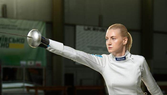 Украинка Кривицкая завоевала золото и олимпийскую лицензию в шпаге на турнире в Мадриде