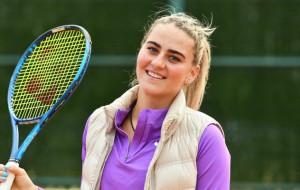 Удар Марты Костюк признан лучшим в апреле по версии WTA