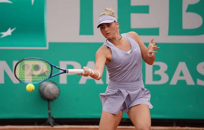 Костюк не змогла пробитися у фінал турніру WTA в Стамбулі