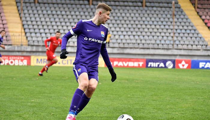 Полузащитник Мариуполя Бондаренко — лучший игрок 20-го тура Favbet Лиги