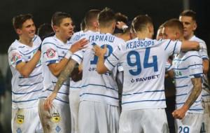 Динамо – Днепр-1 прямая видеотрансляция матча