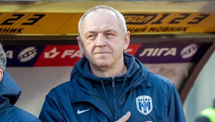 Рябоконь – кращий тренер 21-го туру Favbet Ліги