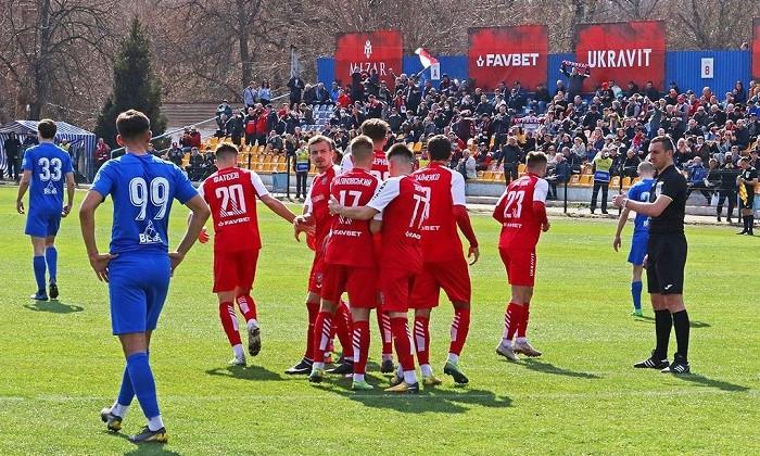Пуканич, Карпенко, Білокінь і французька зірка Металу: вся збірна 16-го туру Другої ліги