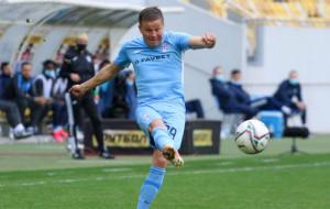 Полузащитник Миная Кожанов рискует не сыграть с ПФК Львов из-за травмы