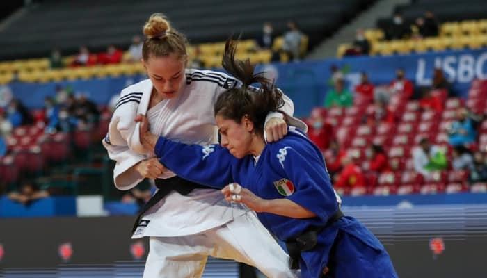 Белодед снялась с финала чемпионата Европы в Лиссабоне из-за травмы