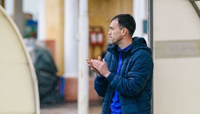 Годін покинув пост головного тренера Кременя. Команду очолив Свистун