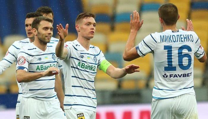 Динамо – Мариуполь прямая видео трансляция матча
