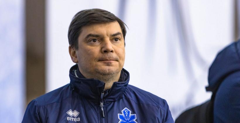 Тренер Сокола Симчук: «Донбасс в нашей финальной паре считается фаворитом»