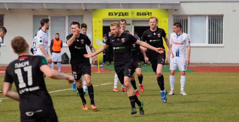 Гайдучик, Шеліхов і автор диво-гола: вся збірна 19-го туру Першої ліги