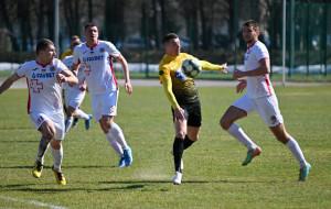 Агробизнес не смог обыграть Горняк-Спорт. В матче было два пенальти
