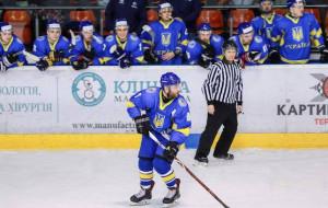 32 игрока вошли в расширенный состав сборной Украины по хоккею на первый сбор в 2021 году