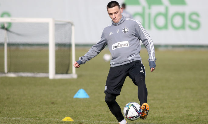 Тренер Легии Михневич: «Русин, видимо, думал, что будет играть в каждом матче по 30-40 минут»