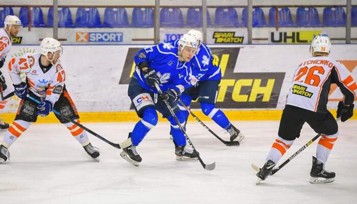 Сокіл – перший фіналіст плей-офф УХЛ