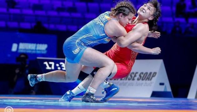 Бережна і Демко завоювали бронзові медалі чемпіонату Європи з боротьби