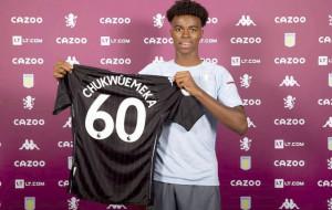 П'ять європейських топ-клубів претендують на молодого півзахисника Астон Вілли Чуквуемека