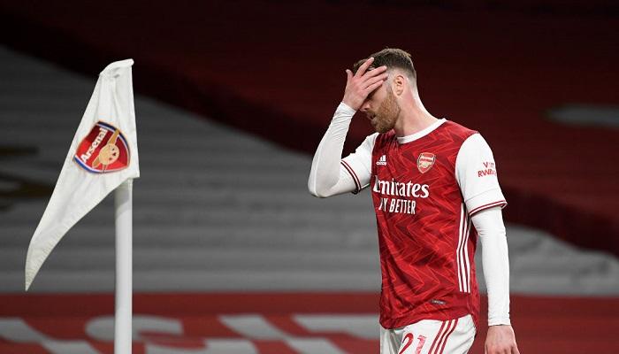 Арсенал впервые с 1930 года проиграл девять домашних матчей за сезон