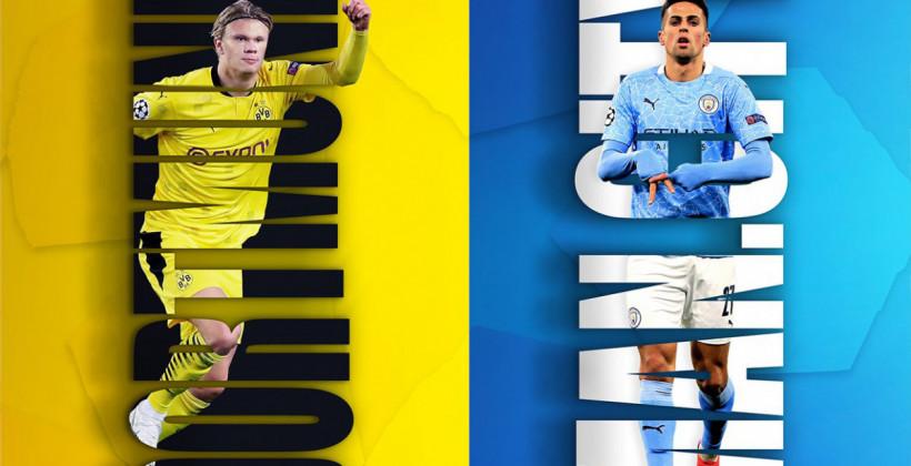 Боруссия Д – Манчестер Сити где смотреть онлайн трансляцию матча прямом эфире