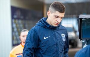 Будковский не сыграет до конца сезона — СМИ