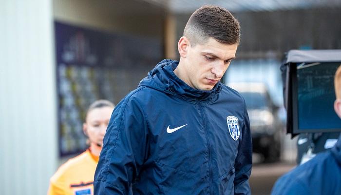 Будківський не зіграє до кінця сезону – ЗМІ