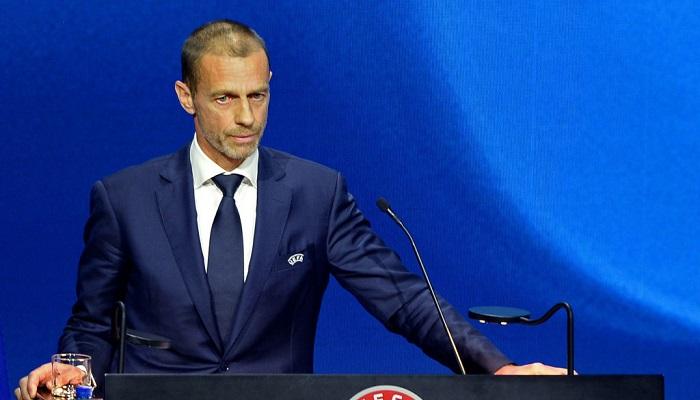 """Чеферін: """"Сподіваюся, що Італія і Англія покажуть матч, який запам'ятається на століття"""""""