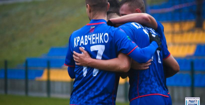 Миколаїв перестріляв Оболонь у насиченому на події матчі