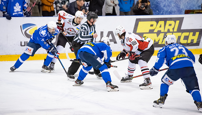 Донбас став чемпіоном України з хокею