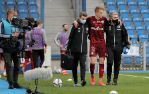 Шабанов отримав травму в матчі чемпіонату Польщі