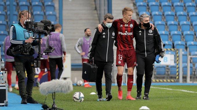 Шабанов пропустить залишок сезону через травму – ЗМІ