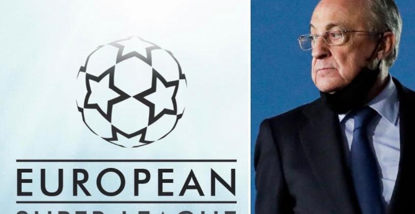 Перес готов подать в суд на УЕФА из-за Суперлиги